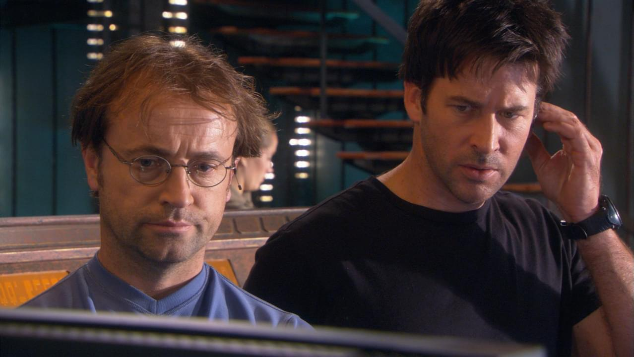 "An image from Stargate Atlantis Season 3 Episode 12, ""Echoes"""