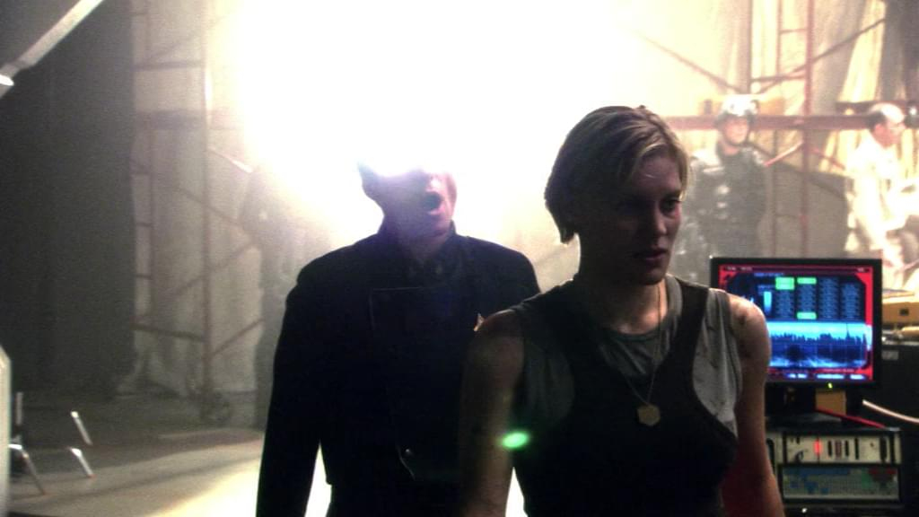 An image from Battlestar Galactica Season 1 Episode 12